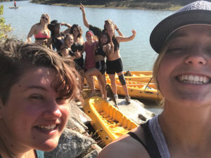 Chintsa East Activities - Kayaking - Global Vet Experience